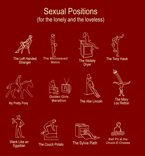 sexual-positions-for-masturbation-sexual-humor | Lexi Sylver