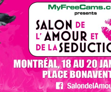 Salon de l'Amour et de la Seduction | Taboo Sex Show | Montreal | Lexi Sylver SDC