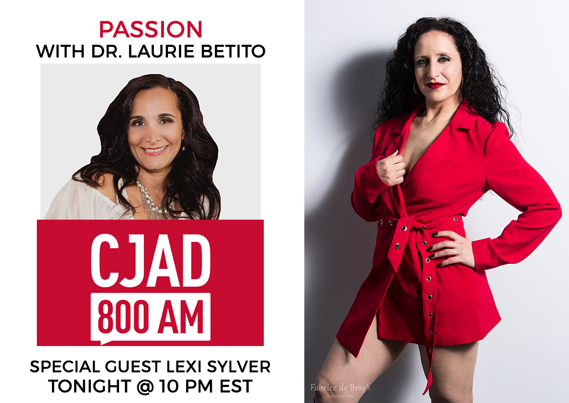 Lexi Sylver Dr. laurie betito passion CJAD
