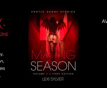 Lexi Sylver Mating Season ASN Lifestyle Magazine Spread