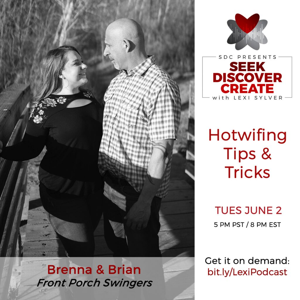 Lexi Sylver Podcast Front Porch Swingers