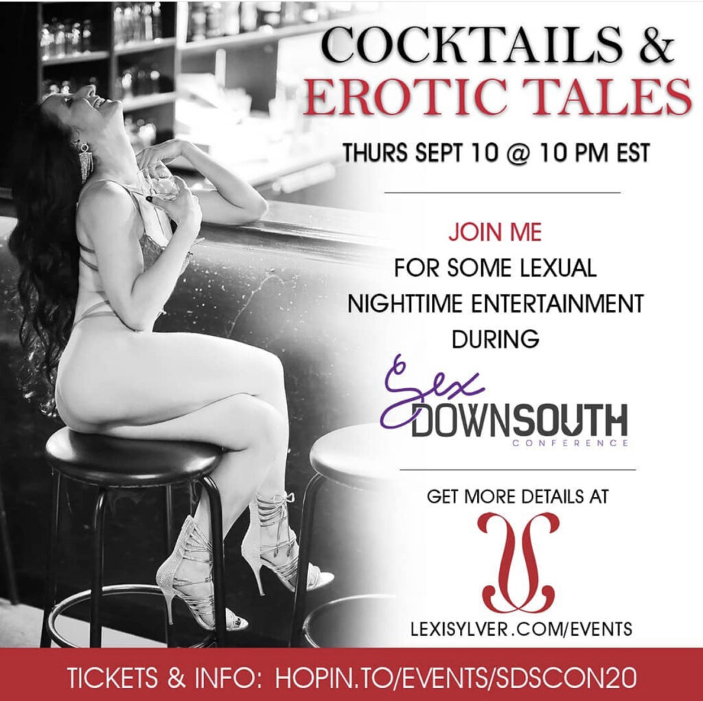 lexi sylver sex down south cocktails and erotic tales