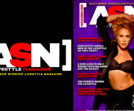 ASN Press Release Lexi Sylver Holly Randall