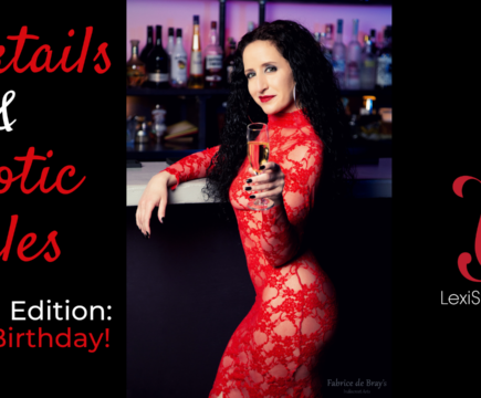 Cocktails and Erotic Tales with Lexi Sylver and Casey Carter