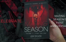 Mating Season Erotic Short Stories Lexi Sylver Anniversary Party